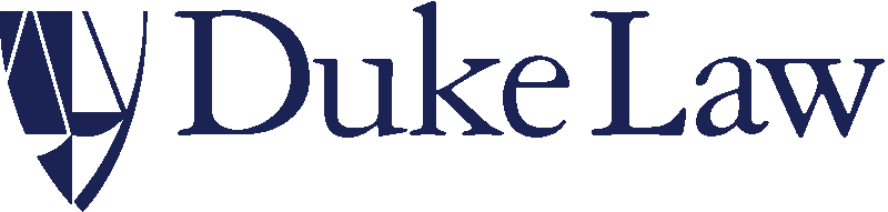 Duke Law logo